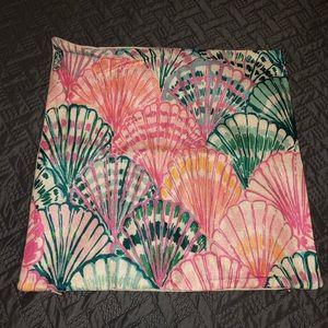 Oh shello pillow